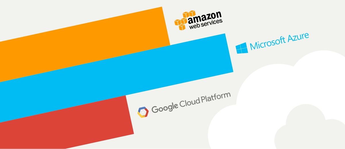 Comparing The Geographical Coverage Of Aws Azure And Google Cloud