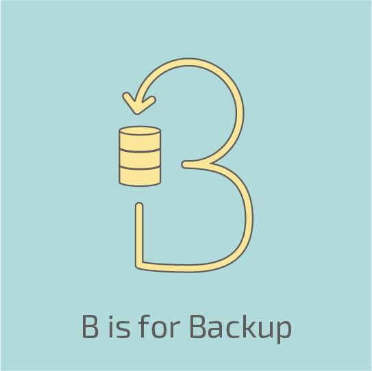 Atomia hosting alphabet B