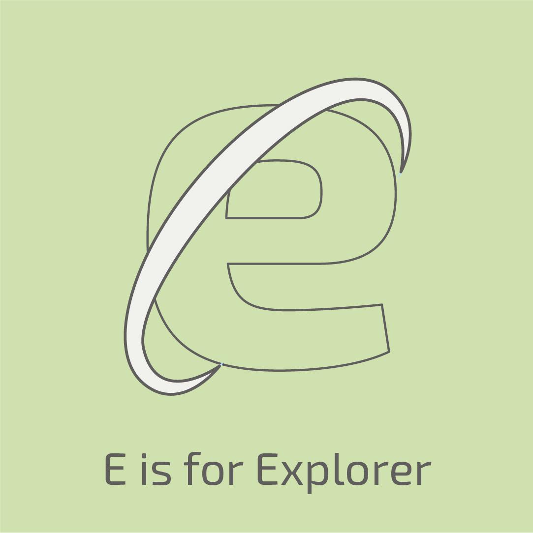 Atomia Hosting Alphabet E